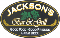 Custom Bar & Grill Sign | Gifts for the Home