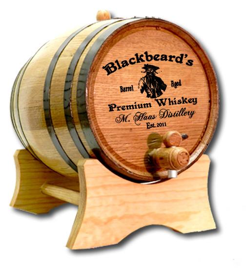 Oak Barrel for Home Brewing